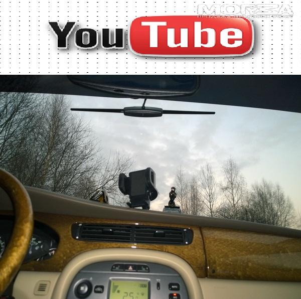 Как установить автомобильную антенну Триада ВИДЕО