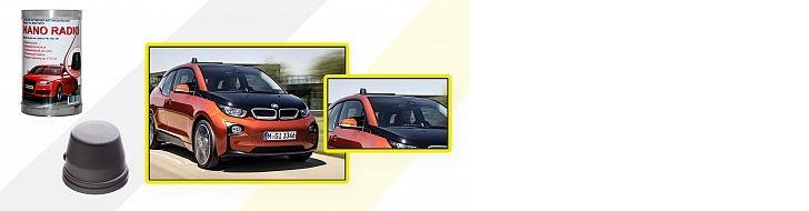 Лучшая автомобильная антенна мигалка (Nano-radio)