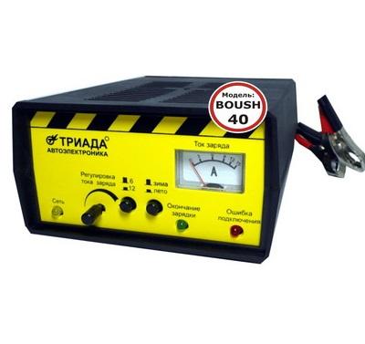 профессиональное зарядное устройство Триада-40