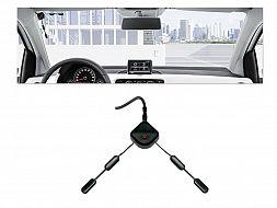 Телевизионная автомобильная антенна mr.STBOUSH-614 для качественного приема в диапазонах DVB-T и DVB-T2