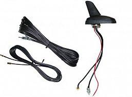 Комбинированные и составные антенны Glonass / GPS / GSM / TV / Radio FM
